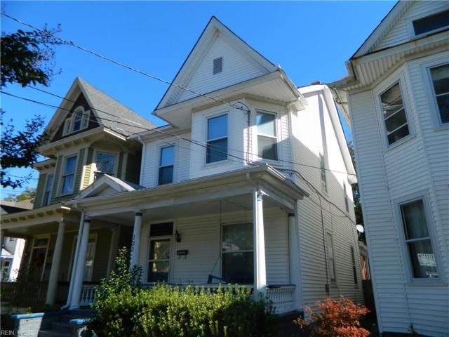 133 Linden Ave, Portsmouth, VA 23704 (#10268885) :: The Kris Weaver Real Estate Team