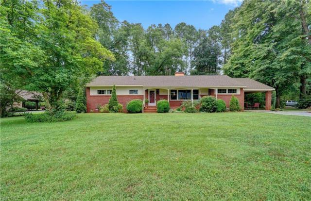 105 Irving St, Franklin, VA 23851 (MLS #10268999) :: Chantel Ray Real Estate