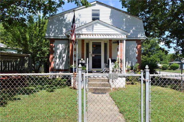 115 Blair Ave, Newport News, VA 23607 (MLS #10269235) :: AtCoastal Realty
