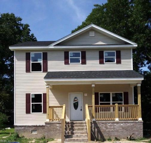 6 Maupin Ct A, Portsmouth, VA 23702 (MLS #10269340) :: Chantel Ray Real Estate