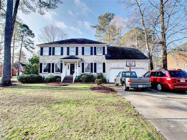 712 Forest Lakes Cir, Chesapeake, VA 23322 (#10269367) :: Abbitt Realty Co.