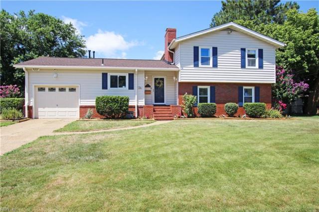24 Wheatland Dr, Hampton, VA 23666 (MLS #10269450) :: Chantel Ray Real Estate