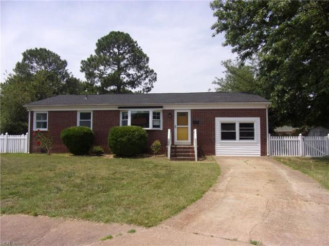 109 Hilda Cir, Hampton, VA 23666 (#10269464) :: Austin James Realty LLC