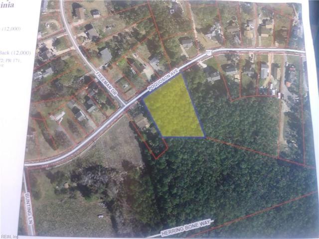 1.34AC Poquoson Ave, Poquoson, VA 23662 (MLS #10269544) :: Chantel Ray Real Estate