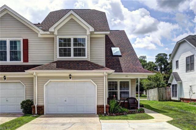 103 Rhetts Rn, York County, VA 23692 (#10269660) :: Abbitt Realty Co.