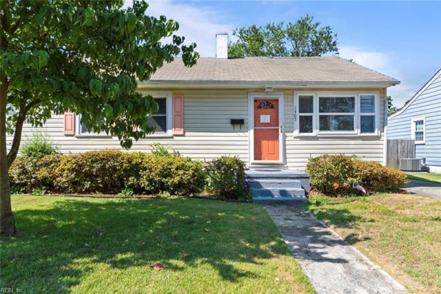 1405 Baychester Ave, Norfolk, VA 23503 (#10269711) :: Abbitt Realty Co.