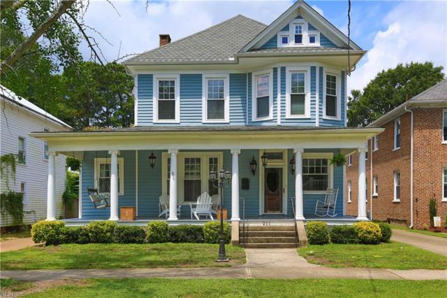 211 Linden Ave, Suffolk, VA 23434 (MLS #10269773) :: Chantel Ray Real Estate