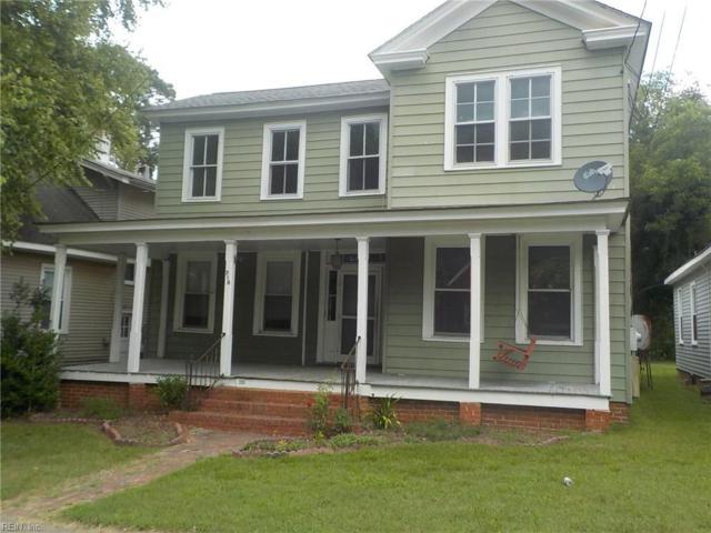 710 N High St, Franklin, VA 23851 (#10269810) :: Abbitt Realty Co.