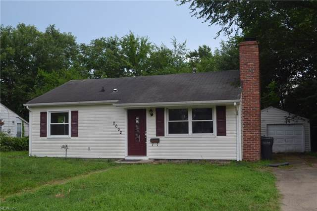 2002 Whitman Pl, Hampton, VA 23663 (MLS #10269862) :: AtCoastal Realty