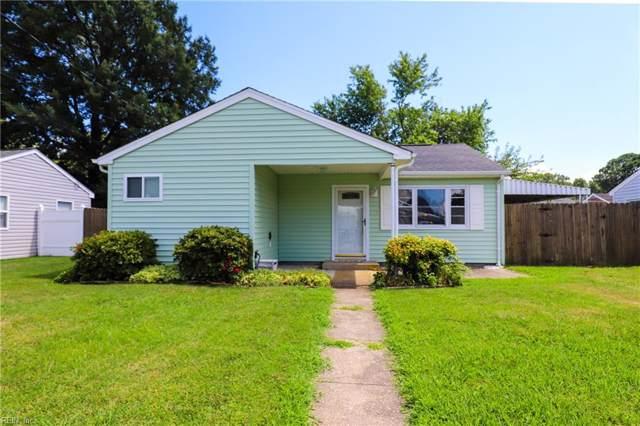 1404 Woodcrest Dr, Hampton, VA 23663 (#10269885) :: Momentum Real Estate
