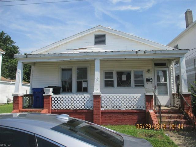 920 Garfield St, Portsmouth, VA 23704 (#10269903) :: RE/MAX Alliance