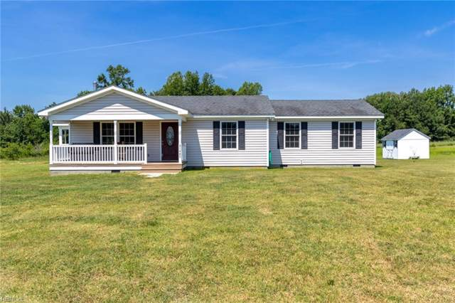 31480 Rogers Dr, Southampton County, VA 23828 (MLS #10269909) :: Chantel Ray Real Estate