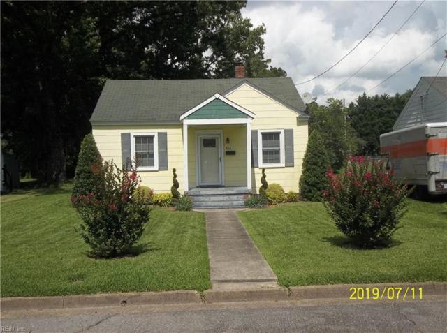 706 Chestnut St, Franklin, VA 23851 (MLS #10269921) :: Chantel Ray Real Estate