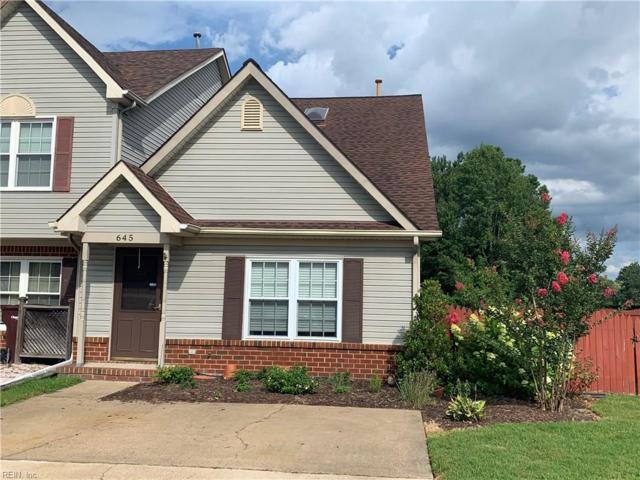645 Brisa Ct, Chesapeake, VA 23322 (MLS #10269986) :: Chantel Ray Real Estate