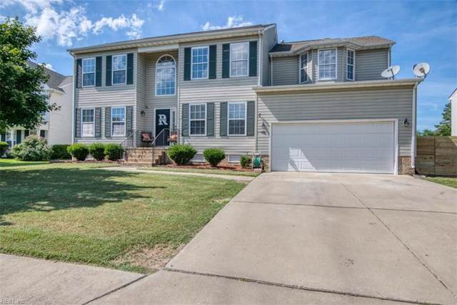 16 Welcome Way, Hampton, VA 23666 (#10270003) :: Rocket Real Estate
