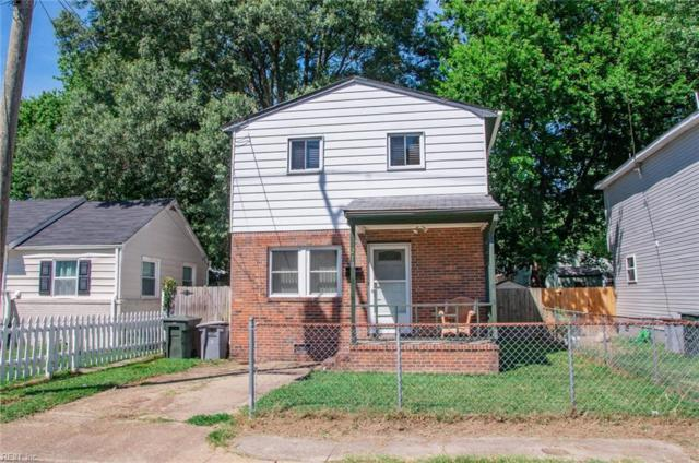 218 W Taylor Ave, Hampton, VA 23663 (#10270042) :: Abbitt Realty Co.