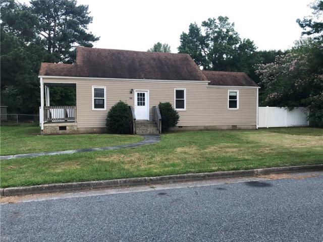 211 Charles Ave, Portsmouth, VA 23702 (MLS #10270179) :: Chantel Ray Real Estate