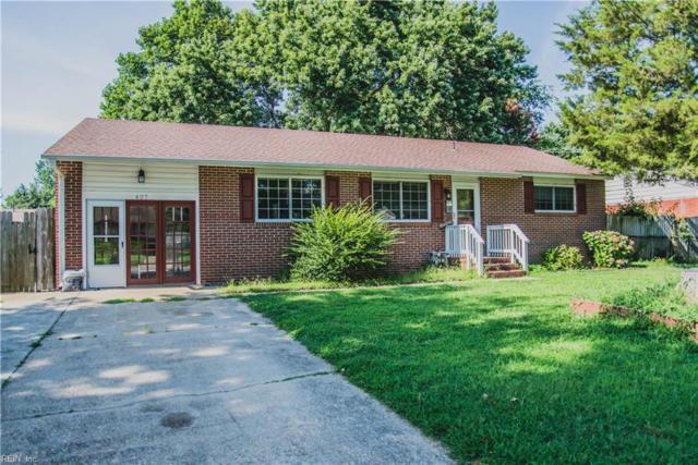 427 Fort Worth St, Hampton, VA 23669 (#10270251) :: Abbitt Realty Co.