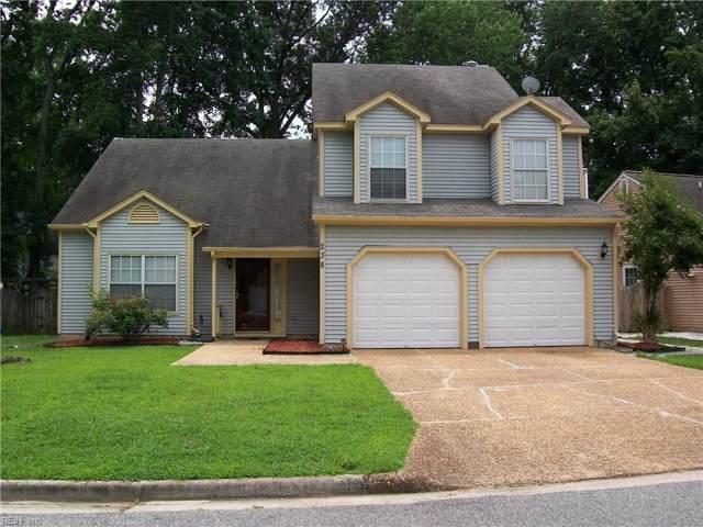 238 Huntstree Pl, Newport News, VA 23602 (#10270273) :: Berkshire Hathaway HomeServices Towne Realty