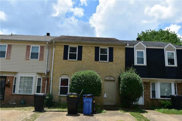 813 Westminster Ln, Virginia Beach, VA 23454 (#10270310) :: Berkshire Hathaway HomeServices Towne Realty