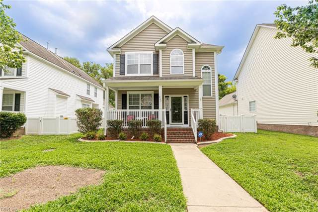243 W Gilbert St, Hampton, VA 23669 (#10270315) :: Abbitt Realty Co.