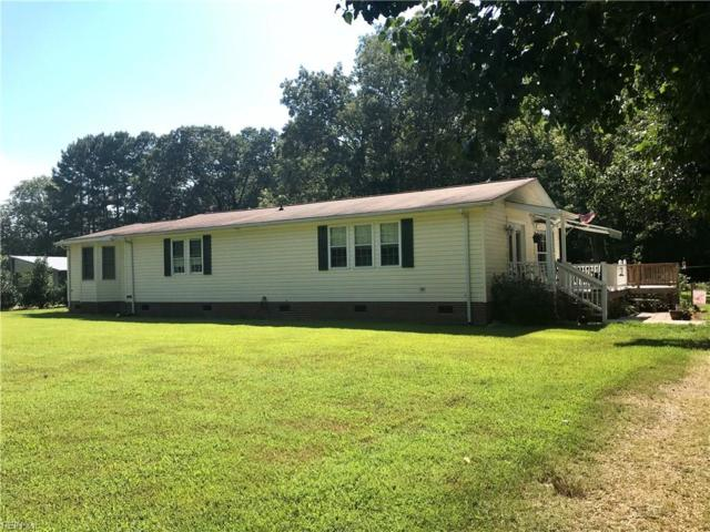 15441 Old Branchville Rd, Southampton County, VA 23828 (MLS #10270318) :: Chantel Ray Real Estate