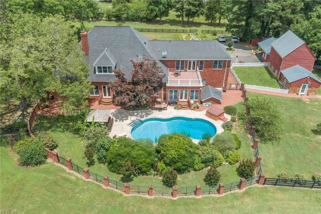 9689 Burkes Pond Rd, Gloucester County, VA 23128 (#10270334) :: Atlantic Sotheby's International Realty