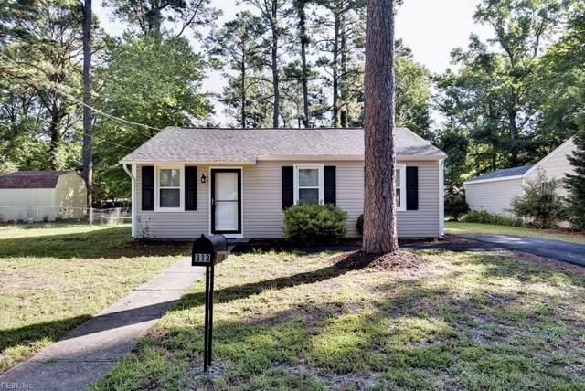 313 Walnut St, Hampton, VA 23669 (#10270471) :: Rocket Real Estate