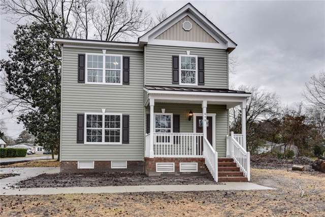 395 Catalpa Ave, Hampton, VA 23661 (#10270501) :: Rocket Real Estate