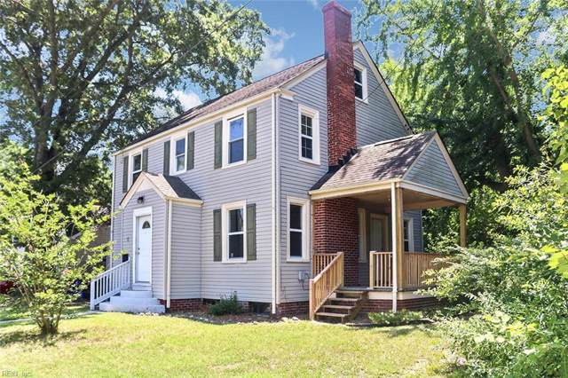 6 Farragut St, Portsmouth, VA 23702 (#10270564) :: The Kris Weaver Real Estate Team