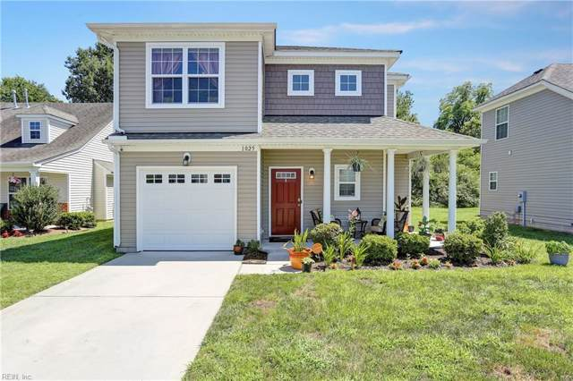 1025 Rosemont Ave, Suffolk, VA 23434 (MLS #10270572) :: Chantel Ray Real Estate