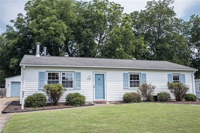 412 Dunmore Dr, Newport News, VA 23602 (#10270647) :: Atkinson Realty