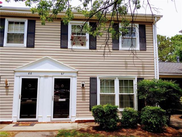 87 Towne Square Dr, Newport News, VA 23607 (#10270686) :: Abbitt Realty Co.