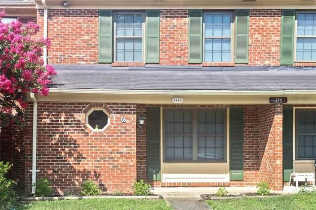374 Deputy C, Newport News, VA 23608 (MLS #10270716) :: Chantel Ray Real Estate