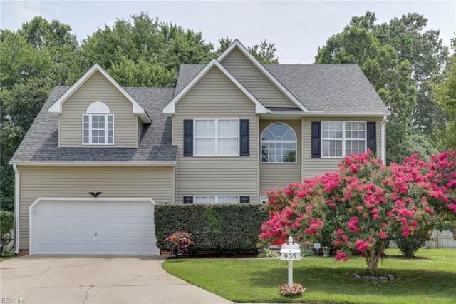 905 Cedar Glen Ct, Newport News, VA 23602 (#10270736) :: Encompass Real Estate Solutions