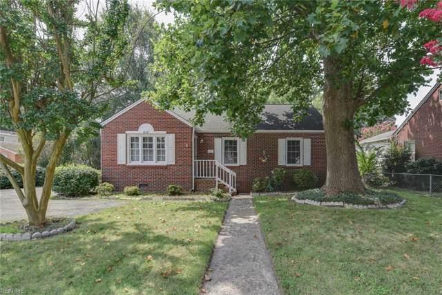 810 Todds Ln, Hampton, VA 23666 (#10270773) :: RE/MAX Central Realty