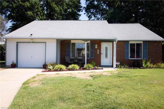 203 Rockingham Dr, Newport News, VA 23601 (#10270792) :: AMW Real Estate