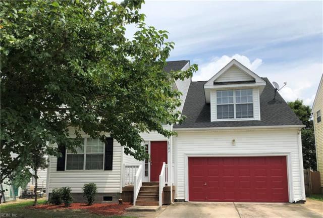 707 Durham Ave, Chesapeake, VA 23320 (MLS #10270796) :: Chantel Ray Real Estate
