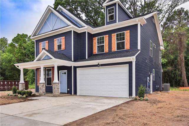 191 Pine Chapel Rd, Hampton, VA 23666 (#10270798) :: Abbitt Realty Co.