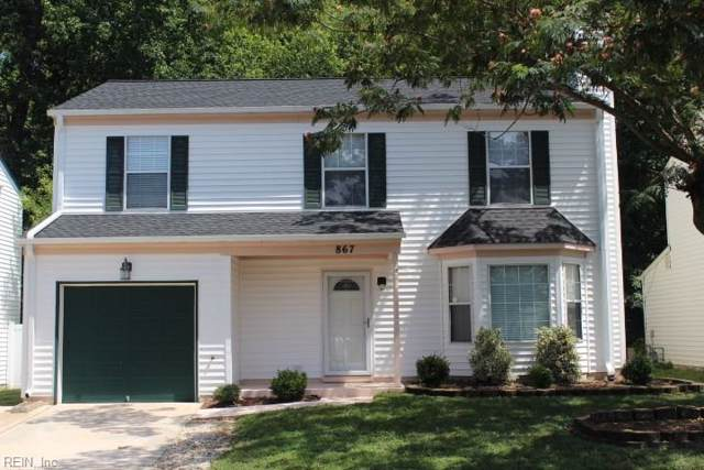 867 Depriest Downs, Newport News, VA 23608 (#10270919) :: RE/MAX Alliance