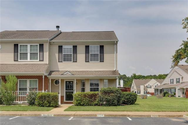 200 Monument Ct, York County, VA 23693 (#10270928) :: Momentum Real Estate