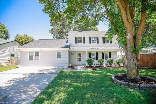 749 Terrace Dr, Newport News, VA 23601 (#10270938) :: AMW Real Estate