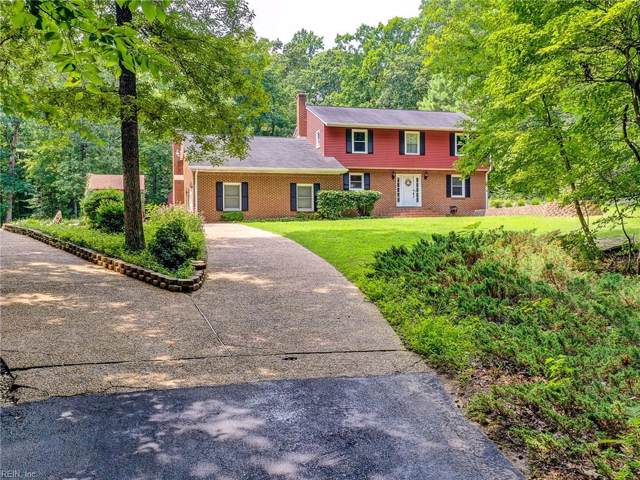 19510 Oliver Dr, Isle of Wight County, VA 23430 (#10270999) :: Atkinson Realty