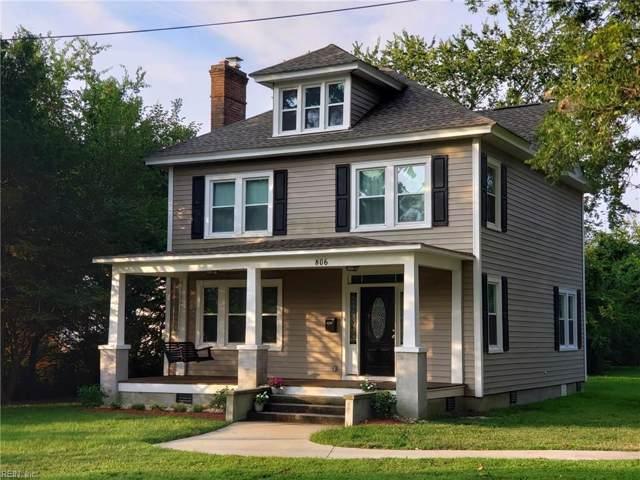 806 Poquoson Ave, Poquoson, VA 23662 (#10271105) :: AMW Real Estate
