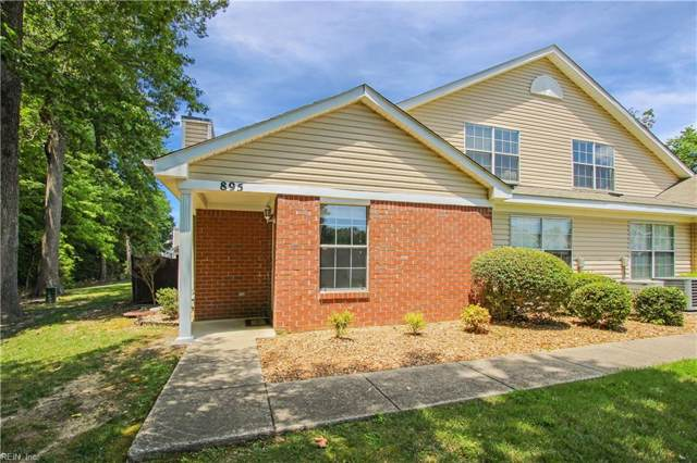 895 Miller Creek Ln, Newport News, VA 23602 (MLS #10271296) :: Chantel Ray Real Estate