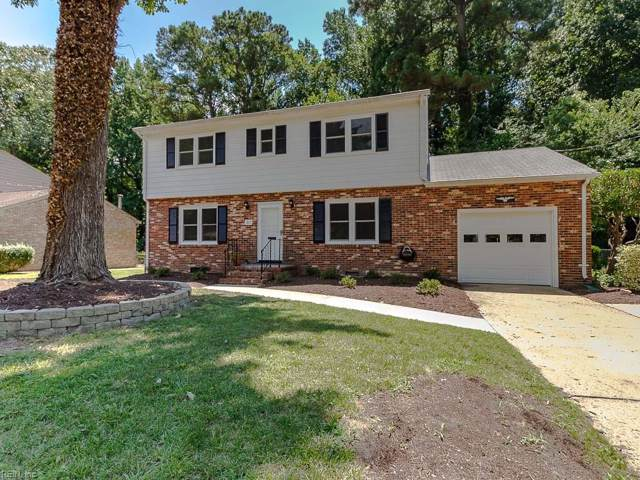31 Indian Springs Dr, Newport News, VA 23606 (#10271332) :: Abbitt Realty Co.