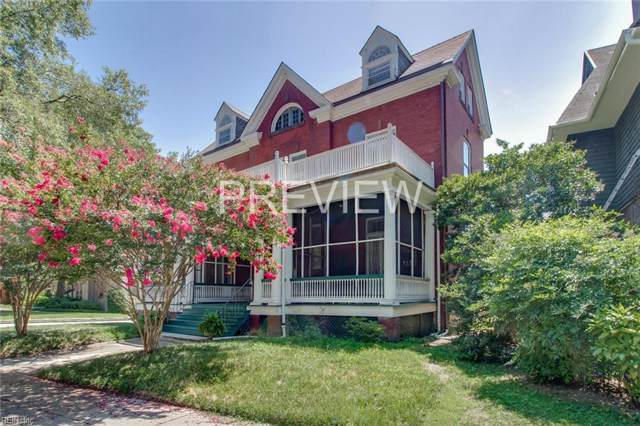 324 Colonial Ave, Norfolk, VA 23507 (#10271394) :: RE/MAX Central Realty
