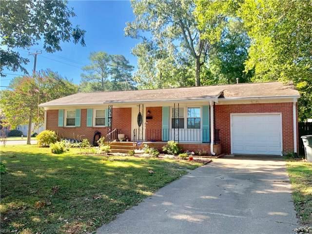 346 De Laura Dr, Newport News, VA 23608 (#10271504) :: Berkshire Hathaway HomeServices Towne Realty