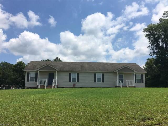 23011 Church St, Southampton County, VA 23829 (#10271605) :: RE/MAX Central Realty
