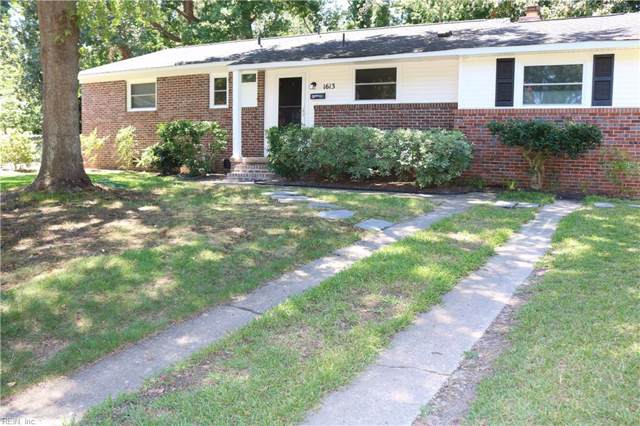 1613 Sheppard Ave, Norfolk, VA 23518 (#10271645) :: RE/MAX Central Realty